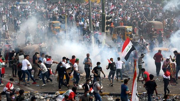 OKB: 254 të vdekur në protestat në Irak, digjen shtëpitë e deputetëve   TRT  Shqip