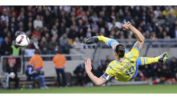 Rekordno brzo planuli dresovi Zlatana Ibrahimovića
