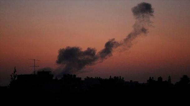 Izraeli godet disa objektiva të Iranit në afërsi të Damaskut | TRT  Shqip