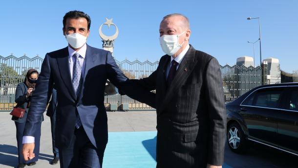 Ankara – Mbahet mbledhja e Komitetit të Lartë Strategjik Turqi-Katar | TRT  Shqip