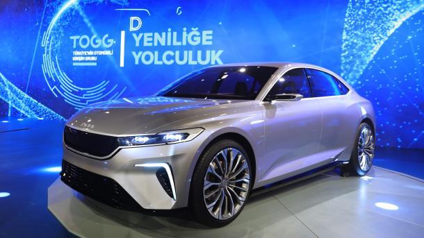Veçoritë teknike të Automobilit të Turqisë TOGG | TRT  Shqip