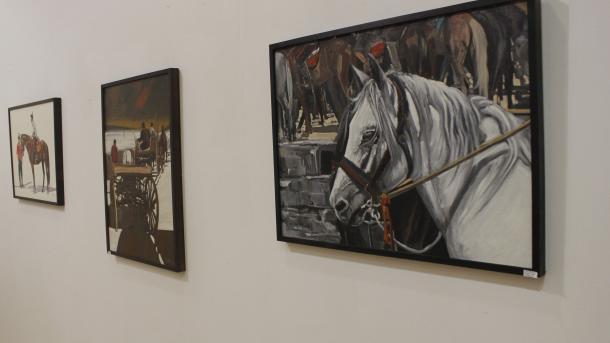 U Podgorici otvorena izložba slika turskog umjetnika Mehmeta Bašbuua
