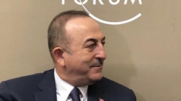 Çavusoglu: Nuk lejojmë që të uzurpohet e drejta e Turqisë në Mesdheun Lindor | TRT  Shqip