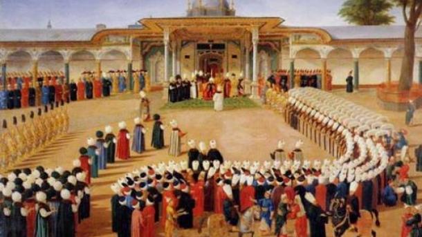 A e dini se në Perandorinë Osmane kishte një ceremoni shtetërore për bakllavanë?   TRT  Shqip