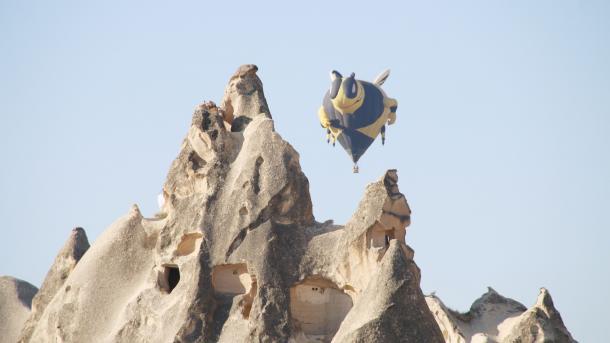 Kapadokiyada şar festivale | TRT  Tatarça