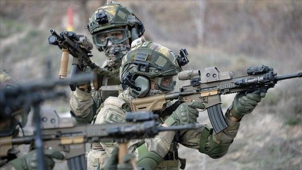 Operacionet antiterror të Turqisë vazhdojnë pandërprerë | TRT  Shqip