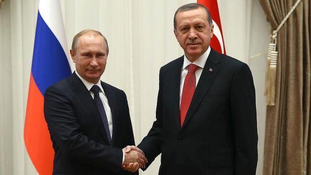 Presidenti Erdogan bisedoi me Putin për sulmet në Idlib   TRT  Shqip