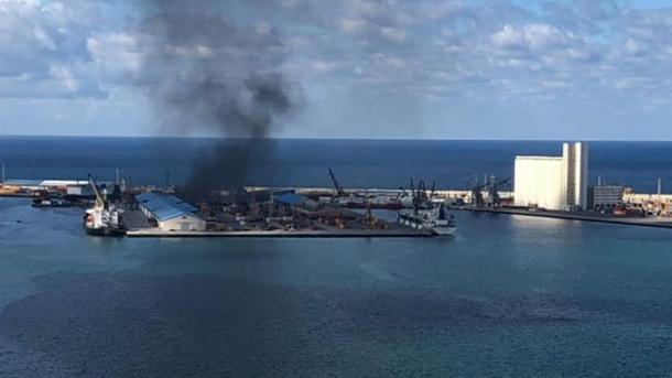 Libi - Qeveria e Pajtimit Kombëtar njofton se nuk është qëlluar asnjë anije turke   TRT  Shqip