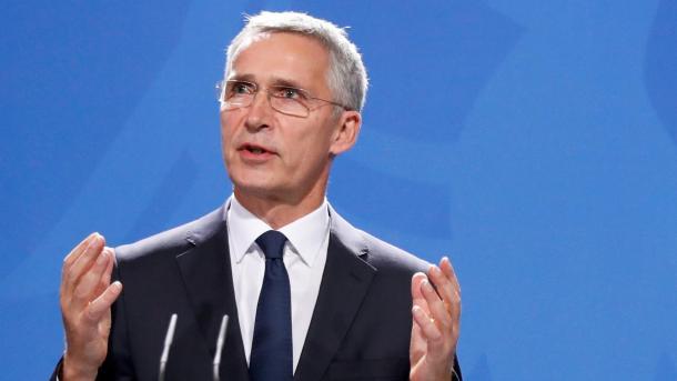 Stoltenberg: Turqia luan rol kyç për sigurinë e Evropës | TRT  Shqip