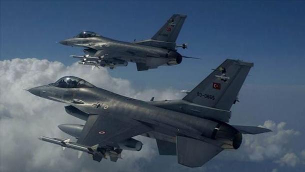 Ushtria turke neutralizon 2 terroristë të PKK-së | TRT  Shqip