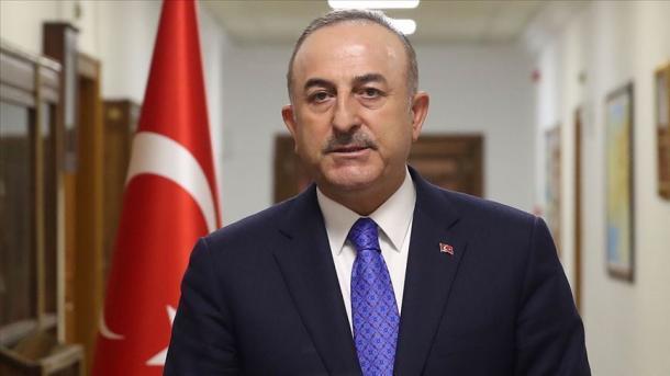 Çavusoglu: Shën Sofia nuk është një çështje ndërkombëtare, por e sovranitetit kombëtar | TRT  Shqip