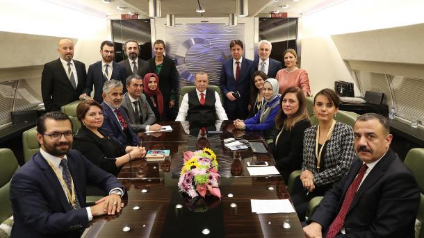 Erdogan: Operacioni do të vazhdojë deri në nxjerrjen e terroristëve | TRT  Shqip