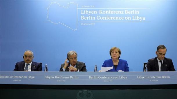 Merkel: Ramë dakord mbi një plan gjithëpërfshirës për Libinë | TRT  Shqip
