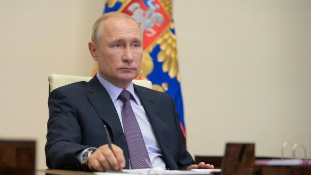 Putini diskuton tensionin Azerbajxhan-Armeni në mbledhjen e Këshillit të Sigurisë së Rusisë | TRT  Shqip