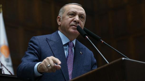 Erdogan: Operacioni në Idlib është çështje momenti   TRT  Shqip