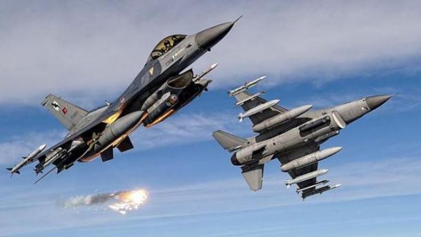 Forcat ajrore turke neutralizuan 9 terroristë të PKK-së në veri të Irakut | TRT  Shqip