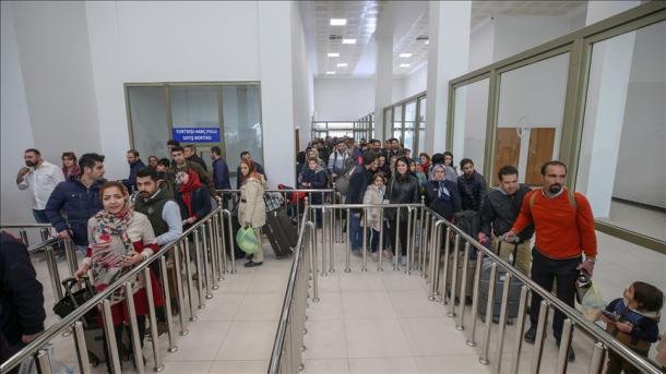 تاثیر گذرگاه مرزی کاپیکوی بر اقتصاد ترکیه و ایران