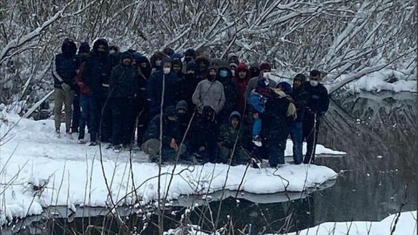 Turqia shpëtoi emigrantët e parregullt të dëbuar nga Greqia | TRT  Shqip