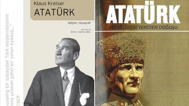 A e dini se për Ataturkun janë shkruar shumë libra në vende dhe gjuhë të ndryshme?   TRT  Shqip