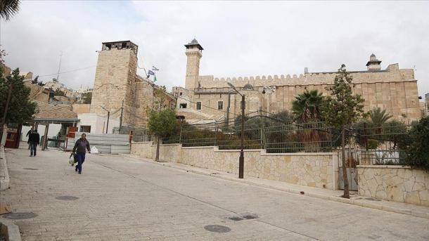 Pembunuhan Beramai-ramai Masjid Ibrahimi di Hebron