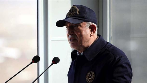 Akar: Lufta e Turqisë në veri të Irakut do të vazhdojë | TRT  Shqip