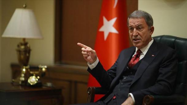 Akar: Turqia ka gati planet e saj në rast të zvarritjes së procesit të zonës së sigurt | TRT  Shqip