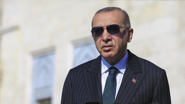 Erdogan: Turqia nuk do të lejojë një moçal terrori fill pas kufijve të saj   TRT  Shqip