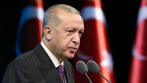 Erdogan: Do të vazhdojmë të jemi makth për ata që tentojnë të na likuidojnë nga kjo gjeografi | TRT  Shqip