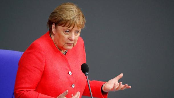 """Gjermani – Merkel thekson """"lidhjet strategjike"""" me Turqinë   TRT  Shqip"""
