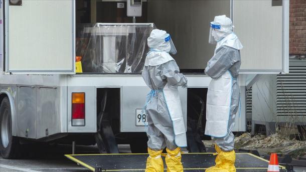 Kinë – Rritet në 2.238 numri i viktimave nga epidemia COVID-19 | TRT  Shqip