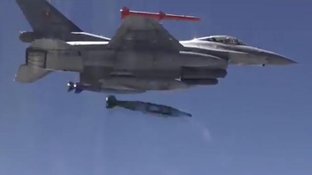 Forcat Ajrore Turke testojnë me sukses pajisjen për orientim preciz të testatave kërkuese me laser   TRT  Shqip