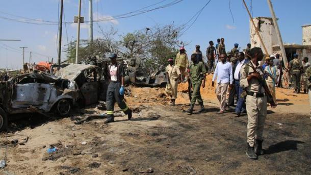 Arrin në 90 numri i personave të vrarë në sulmin terrorist në Somali | TRT  Shqip