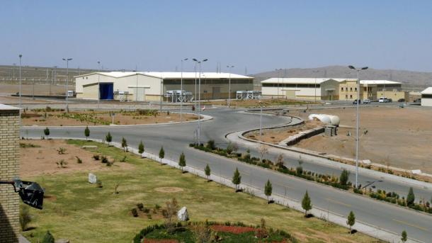 Aksident në rrjetin e shpërndarjes së energjisë elektrike në objektin bërthamor Natanz të Iranit | TRT  Shqip