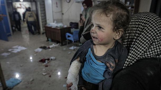 Komiteti Ndërkombëtar i Kryqit të Kuq shprehet i shqetësuar për gjendjen e civilëve në Idlib | TRT  Shqip