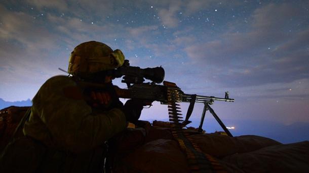 Ushtria turke neutralizon 4 terroristë të PKK/YPG-së në veri të Sirisë | TRT  Shqip