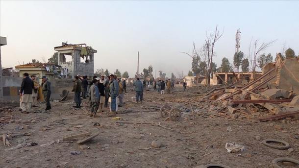 Yul çitendäge bombadan balalar ülgän | TRT  Tatarça