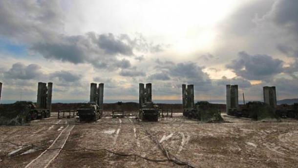 Bateria e dytë e sistemit S-400 sillet në Ankara | TRT  Shqip