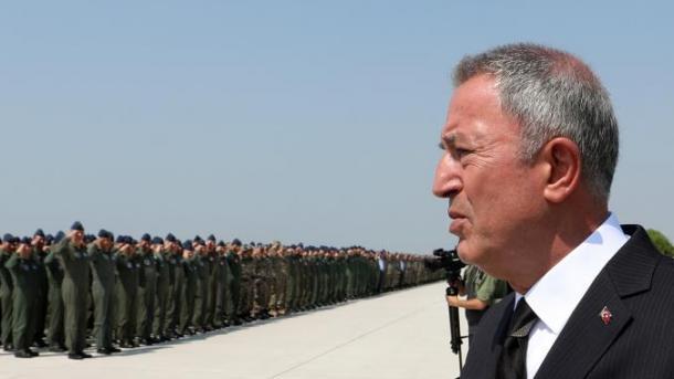 Akar: Në 8 shtator fillojnë patrullimet e përbashkëta Turqi-ShBA në Siri   TRT  Shqip