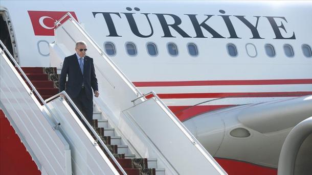 Presidenti Erdogan sot shkon në ShBA   TRT  Shqip
