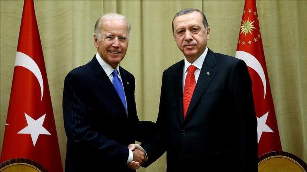 Psaki iu përgjigjet pyetjeve të gazetarëve në lidhje me takimin Erdogan-Biden | TRT  Shqip