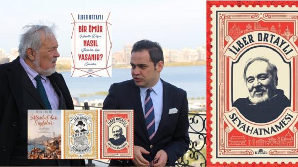 Илбәр Ортайлы һәм аның сәяхәтләре эзеннән / İlbär Ortaylı häm anıñ säyäxätläre êzennän | TRT  Tatarça