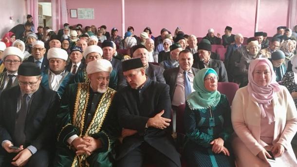 """Şäymiev mäktäpläre, Möxlisä Bubıy häm """"Tat Cult Lab""""   TRT  Tatarça"""