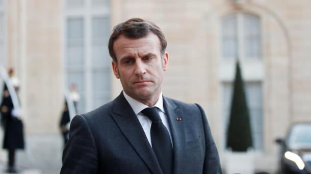 Macron: Turqia është një aleat i rëndësishëm | TRT  Shqip
