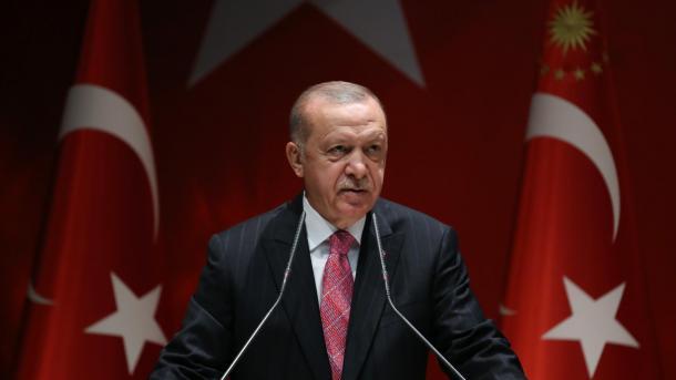 Presidenti Erdogan për tensionin në Mesdheun Lindor: Askujt të mos i duket vetja i madh në pasqyrë | TRT  Shqip