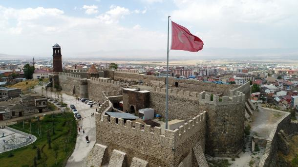 Törkiyäneñ tanılğan qışqı turizm üzäge - Ärzurum | TRT  Tatarça