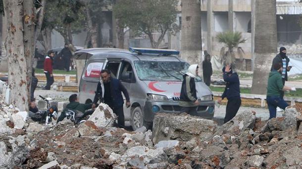 Siri – Në dy sulme me bomba të njëpasnjëshme në Afrin dhe Idlib humbin jetën 2 persona | TRT  Shqip