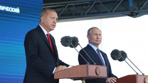 Erdogan: Të papranueshme sulmet vdekjeprurëse të regjimit në Idlib | TRT  Shqip
