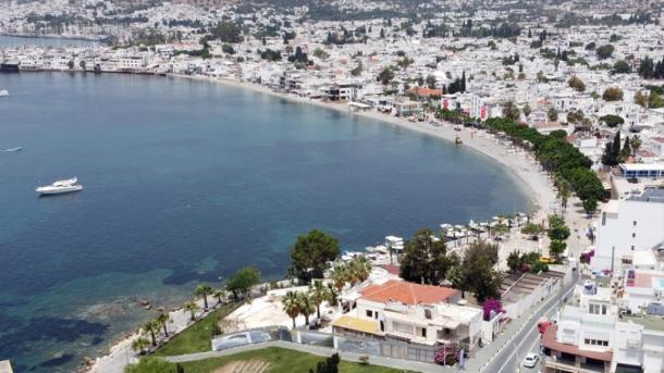 Në 9 muaj Mugla e vizituan 610.517 turistë | TRT  Shqip