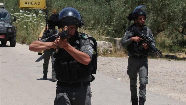 Ndërhyrje e ashpër e ushtarëve izraelitë ndaj palestinezëve: 108 të plagosur | TRT  Shqip