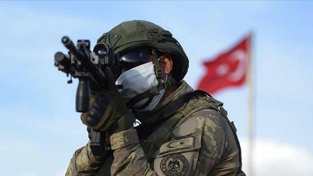 Turqia vazhdon me vendosmëri luftën kundër PKK-së, neutralizohen 6 terroristë | TRT  Shqip